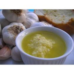 whipped garlic
