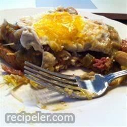 White Bean Breakfast