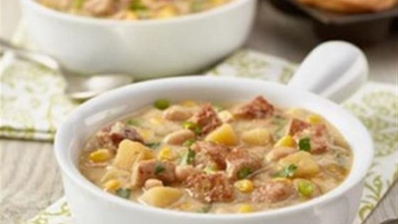 white chili from smithfield®