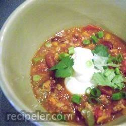 Wicked Good Veggie Chili