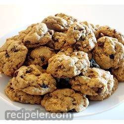 Ww Oatmeal Molasses Cookies