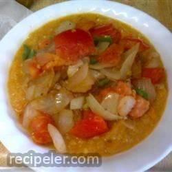 Yellow Dhal - Sweet Potato Soup