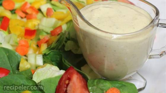 Yogurt Cumin Salad Dressing