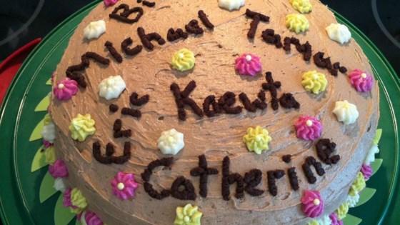 yost chocolate cake