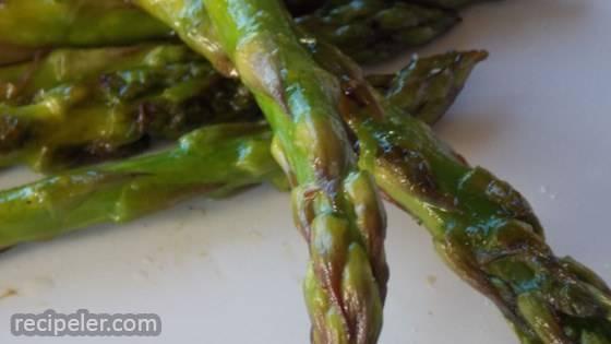 Yummy Grilled Asparagus