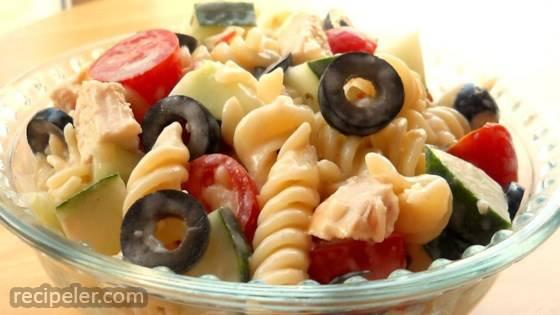 Yummy Pasta Salad