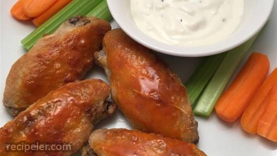 Zach's Buffalo Wing Goodness