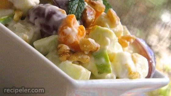 Zesty Apple Salad