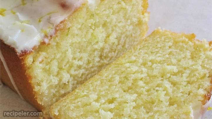 zesty lemon loaf