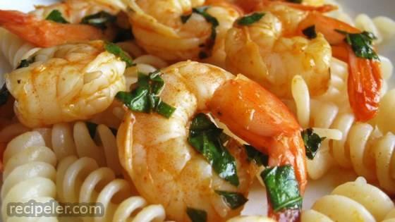 Zippy Summer Shrimp