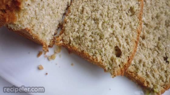 Zucchini Kuchen (Gorgeous Zucchini Cake)