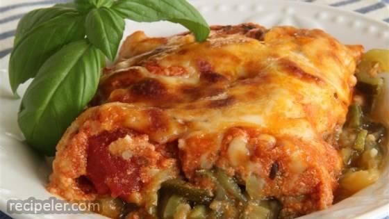 Zucchini Noodle Casserole