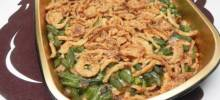 A Hearty Green Bean and Sausage Casserole