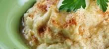 Aimee's Mashed Cauliflower 'Potatoes'