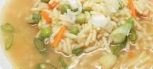 Alex's Rice Soup