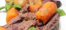 All Day Venison Pot Roast