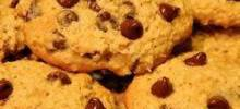 Ally's Chocolate Chip Cookies