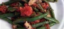 almond green beans