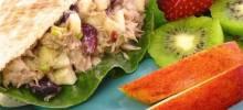 Amazingly Good and Healthy Tuna Salad