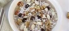 Annam-Kobbari Parvanam (Rice and Coconut Kheer)