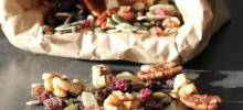 antioxidant trail mix