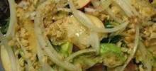 Apple, Beet and Avocado Salad