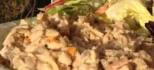 Ashley's Different Chicken Tetrazzini