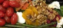 Asparagus and Smoked Salmon Salad