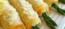 Asparagus Roll Ups