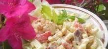 Bacon and Macaroni Salad