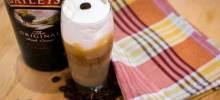 Baileys Layered Coffee Cocktail