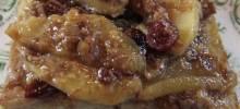 Baked Cinnamon Apple French Toast
