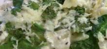 Baked Lemon-Basil Pasta