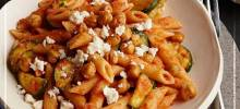 barilla® chickpeas and pasta