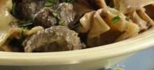 Beef Burgundy Casserole