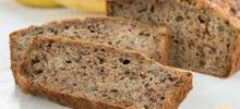 best ever banana bread from  can't believe t's not butter!®