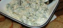 Best Ever Spinach Artichoke Dip