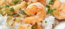 Big Ray's Spicy Drunken Shrimp