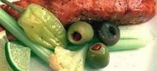 Bloody Mary Salmon