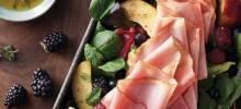 boar's head bold® bourbonridge™ uncured smoked ham summer salad