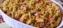 Bohemian Macaroni and Cheese