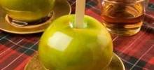 bourbon candy apples