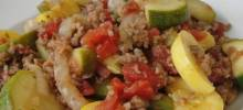 Braseltouille - Meatatarian Ratatouille