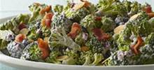 broccoli salad from voskos®