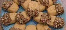 brown sugar shortbread cookies