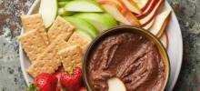 Brownie Batter Bean Dip