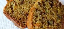 Caley's Classic Zucchini Bread