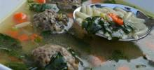 California talian Wedding Soup