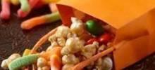 caramel corn treat bags