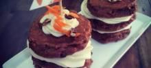 carrot pancake cake